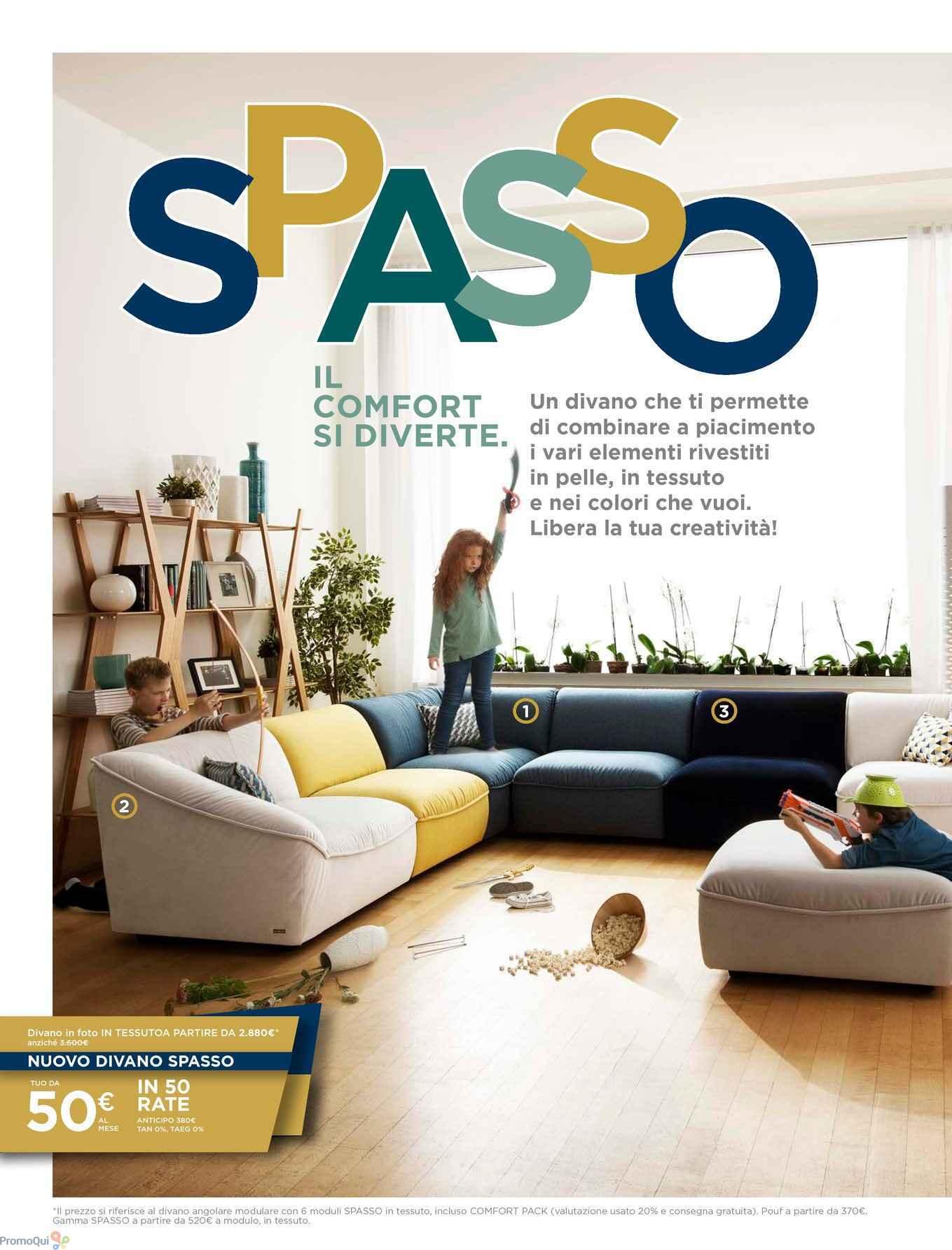 Volantino Divani e Divani - #50 sfumature di comfort - offerte ...