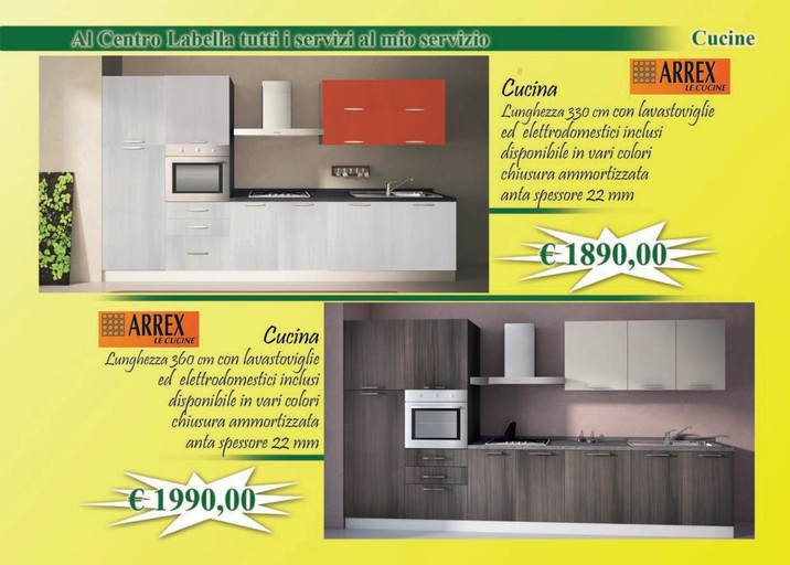 Offerte Cucine scavolini, negozi per arredare casa - PromoQui