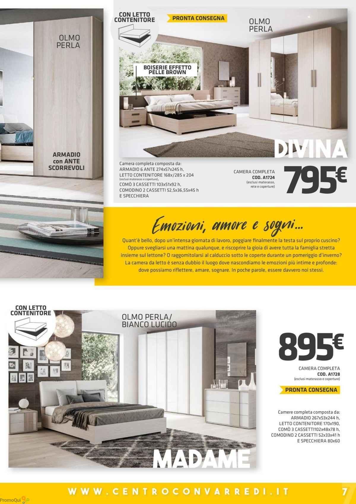 Materassi Centro Convenienza. Trendy Letto Similpelle Lino Dallas ...
