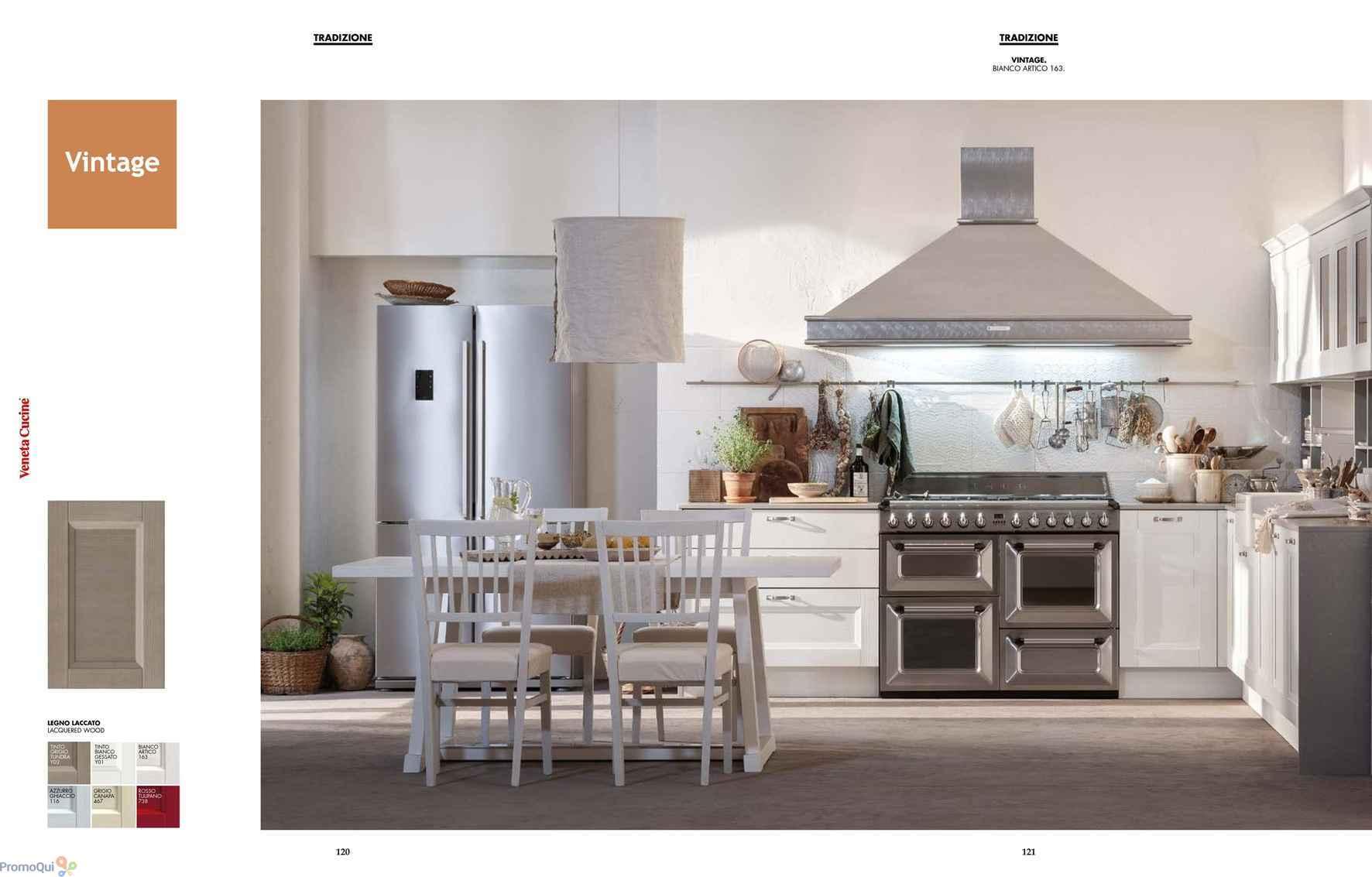 Volantino Veneta Cucine - Collezione - offerte Arredamento