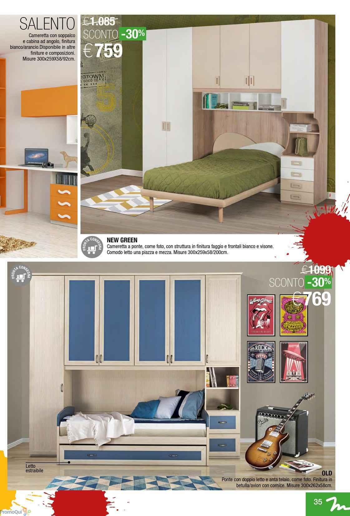 Best Magri Arreda Camerette Photos - Home Design Ideas 2017 ...