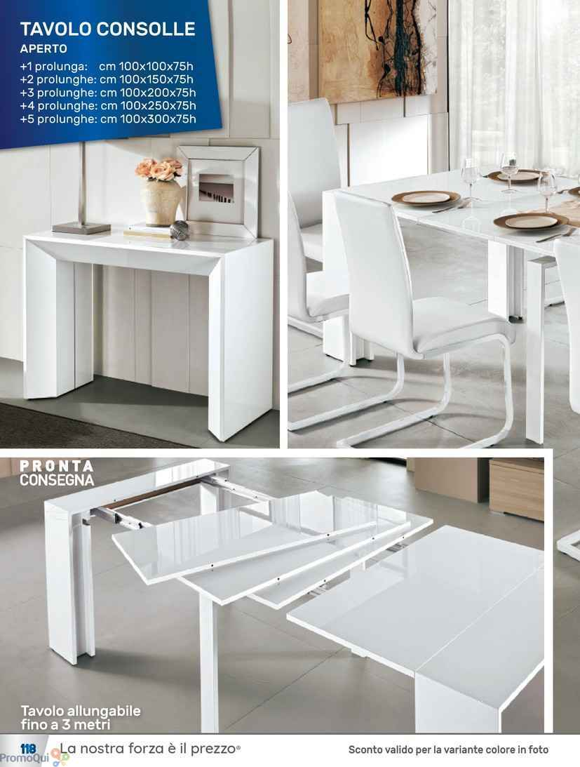 Best Mondo Convenienza Tavolo Allungabile Ideas - Idee Arredamento ...