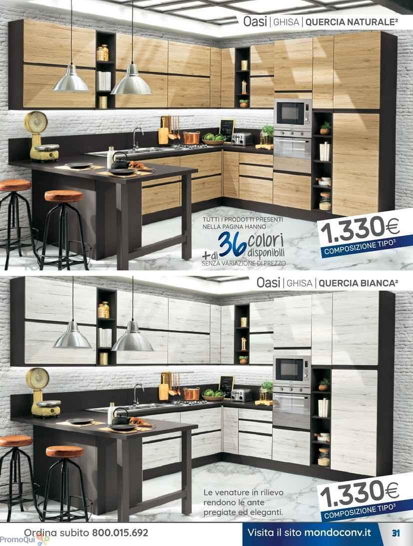 Best Mondo Convenienza Cucine Catalogo Images Page 2 | sokolvineyard.com