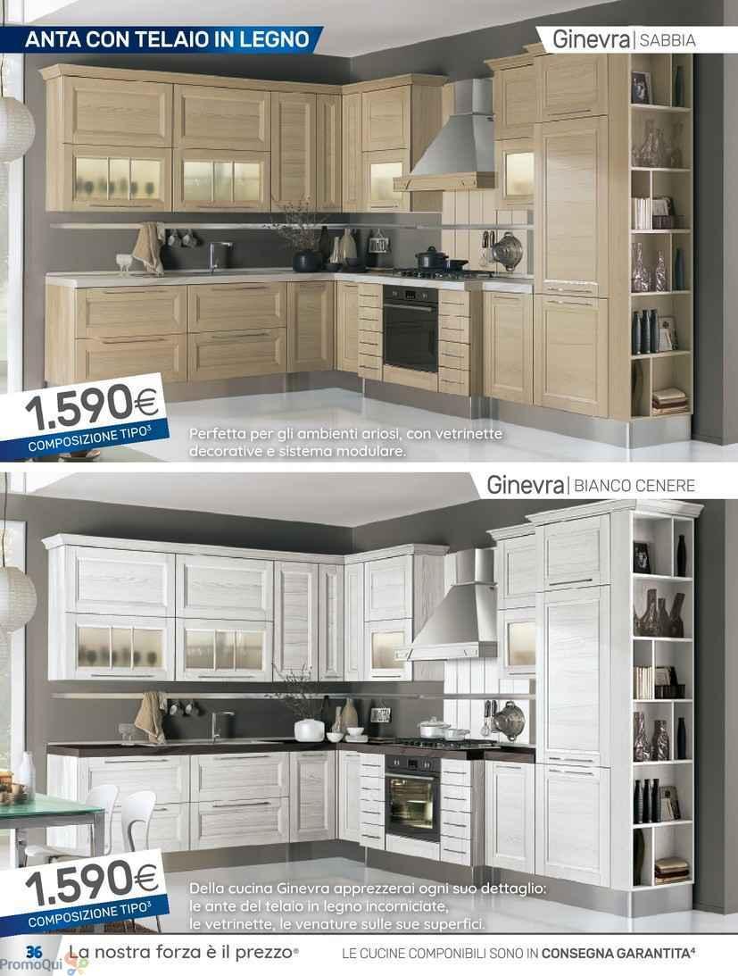 Stunning Cucina Ginevra Mondo Convenienza Gallery - Home Interior ...