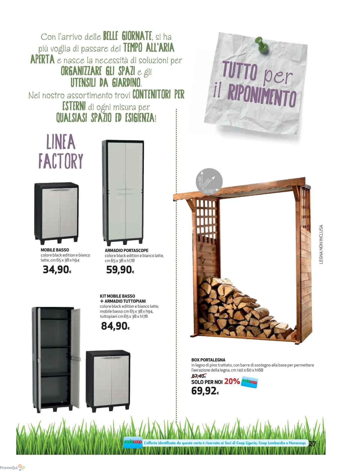 Beautiful Offerte Ipercoop Le Terrazze Images - Idee Arredamento ...