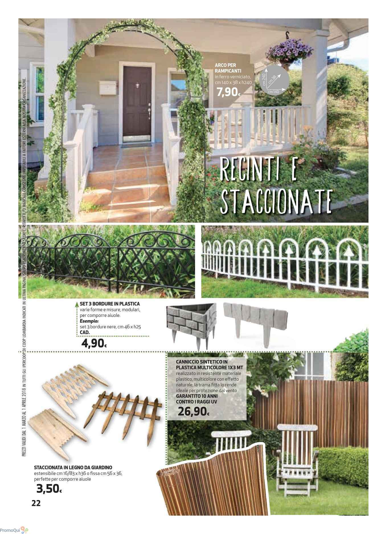 Beautiful Ipercoop Terrazze Gallery - Idee Arredamento Casa - hirepro.us