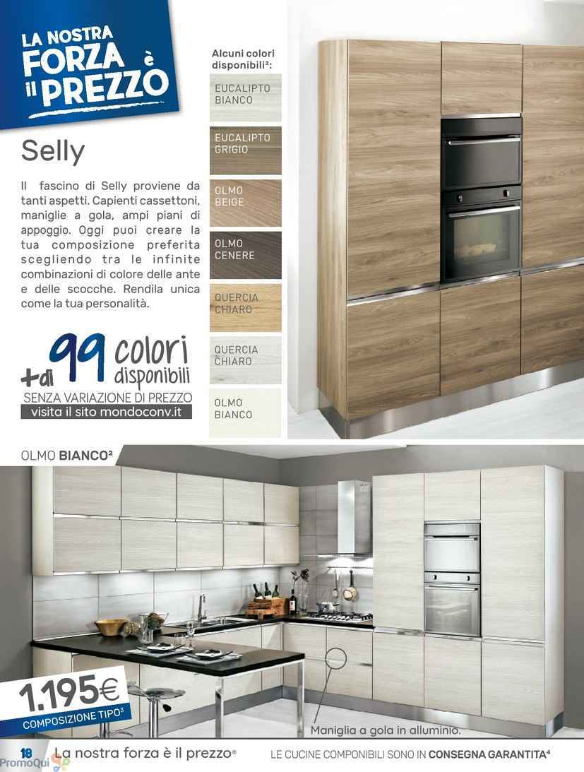 Awesome Cucine Mondo Convenienza Come Sono Ideas - acrylicgiftware ...