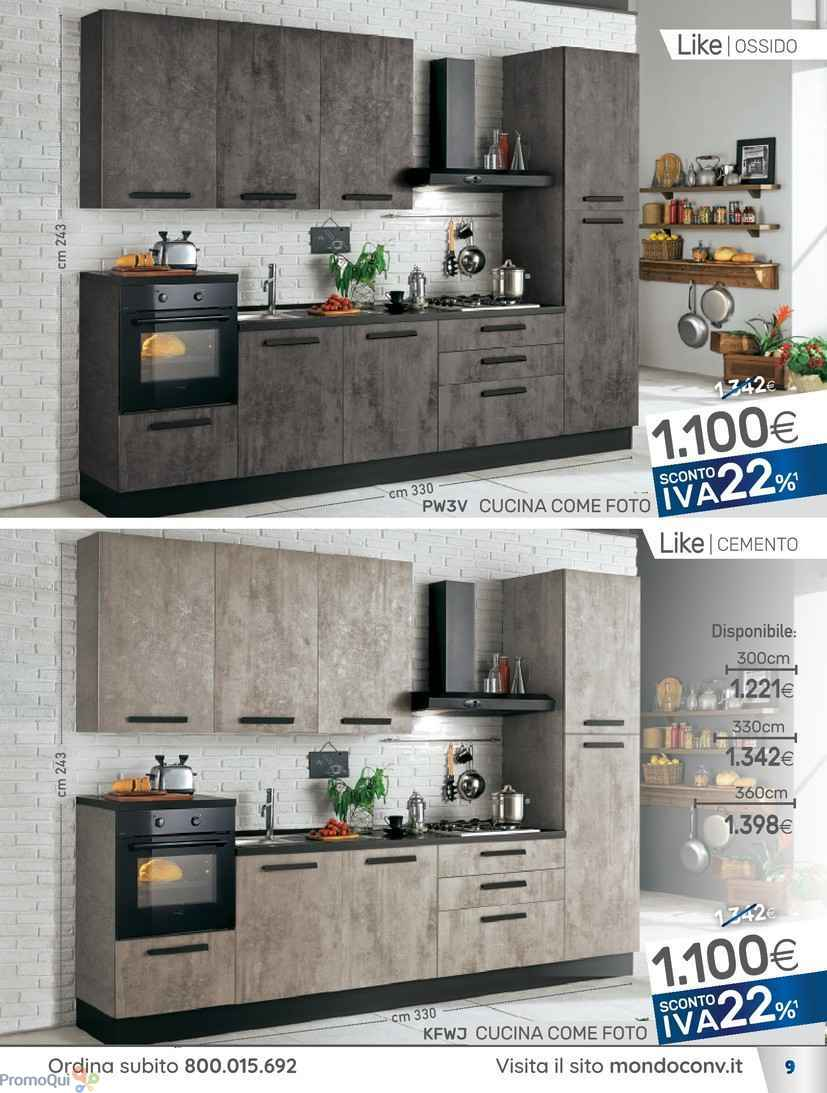 Offerte cucine mondo convenienza top full size of cucine mondo convenienza il catalogo offerte - Mondo convenienza cucine in offerta ...