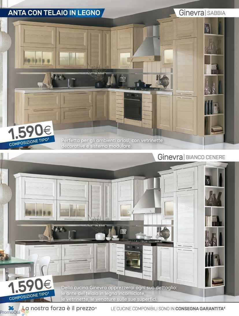 Awesome cucina ginevra mondo convenienza images ideas - Volantino mondo convenienza cucine ...