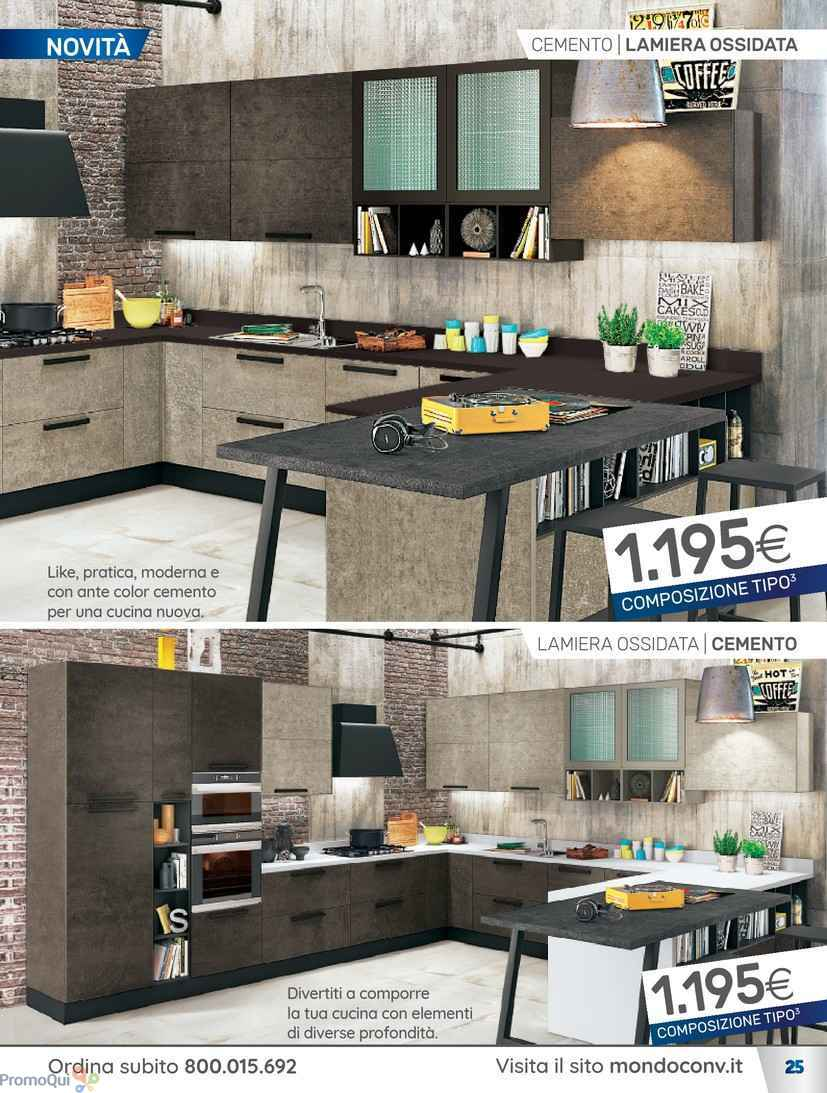 Beautiful Cucine Offerte Mondo Convenienza Pictures