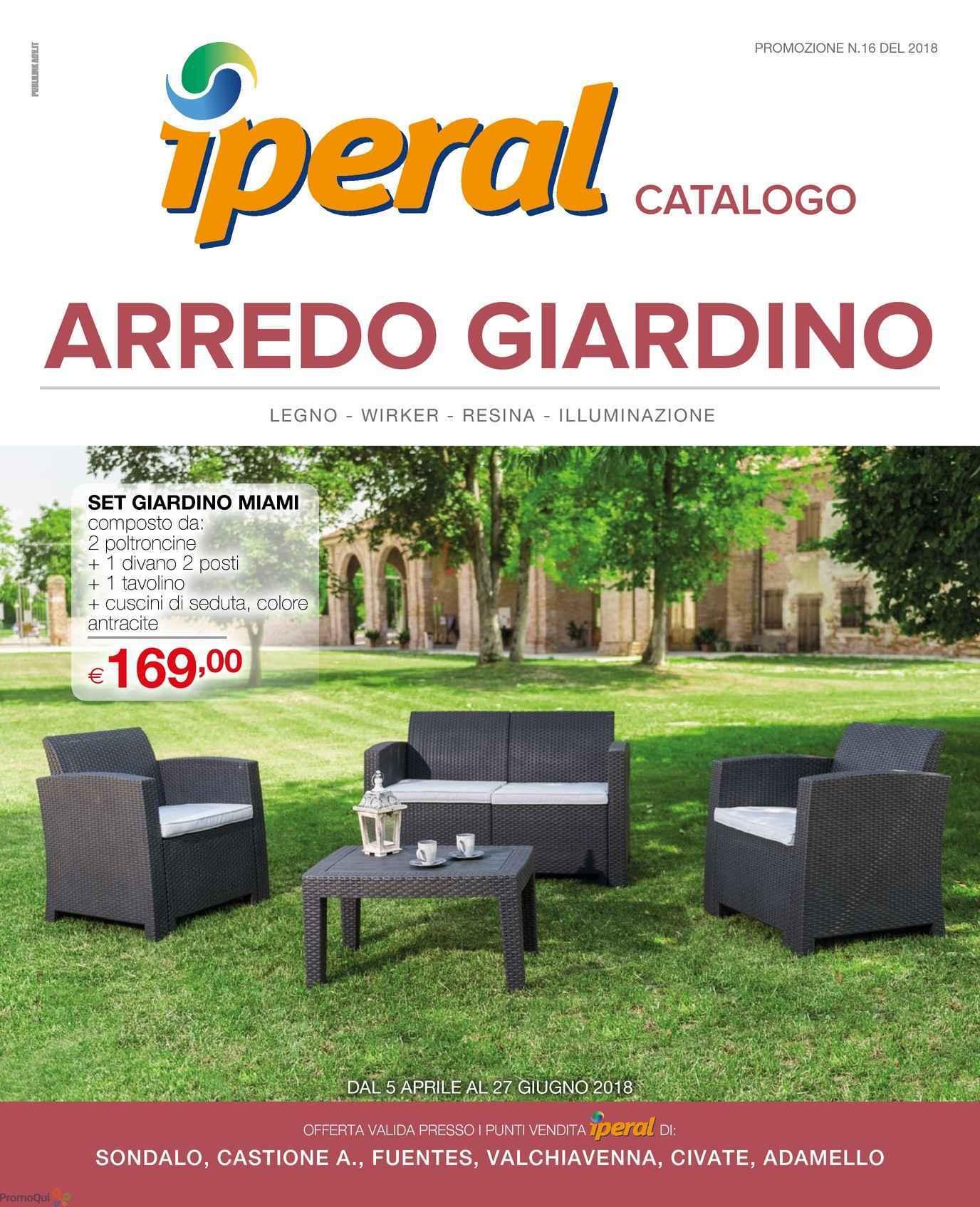 Emejing Arredo Giardino Offerte Photos - dairiakymber.com ...