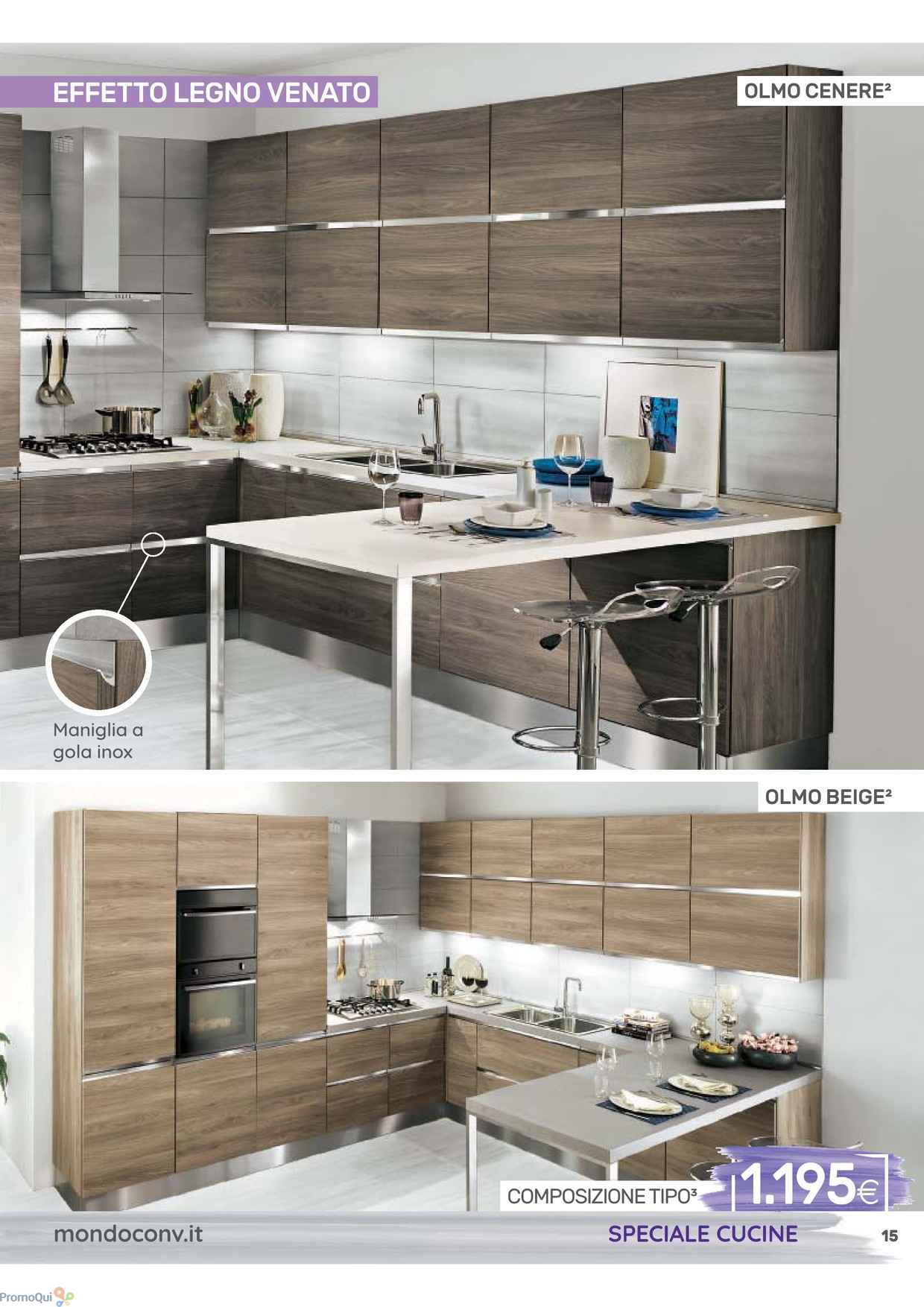Emejing Cucina Tipo Mondo Convenienza Gallery - Home Interior Ideas ...