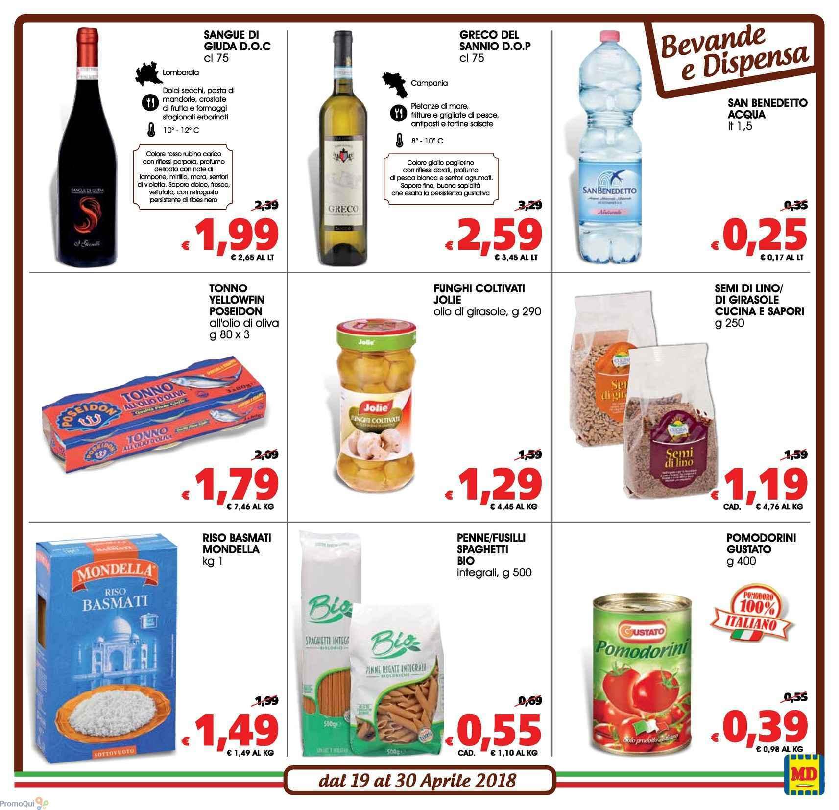 Md Discount Offerte Volantino. Offerte Surimi Nella Volantino Di Md ...
