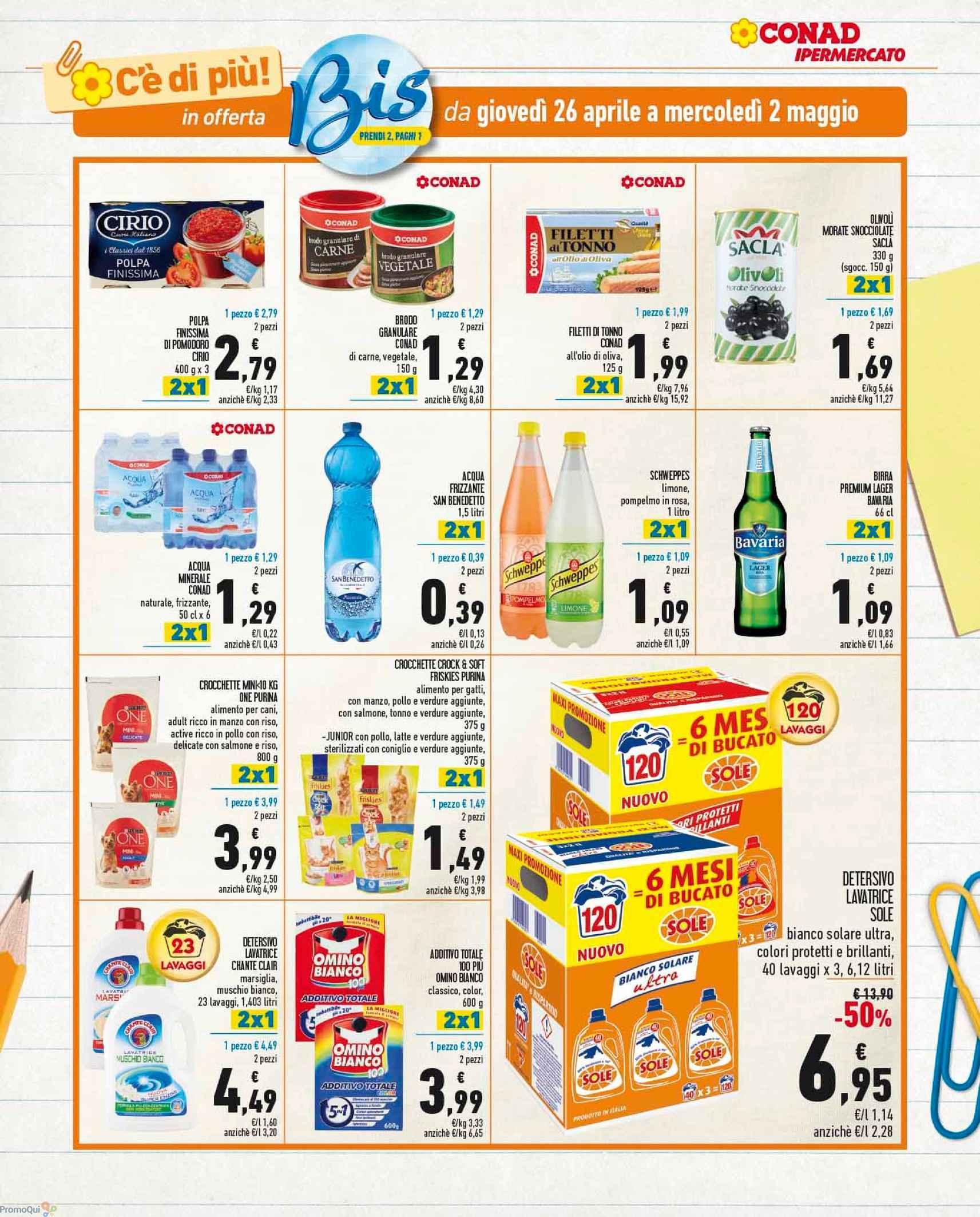 D piu discount volantino offerte cu di pi with d piu for Ikasa volantino