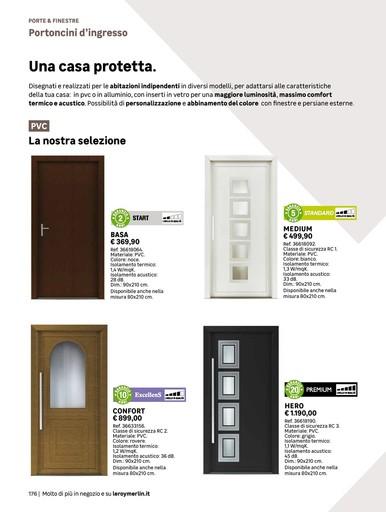 Offerte sicurezza casa nel volantino prezzi negozio for Cassaforte leroy merlin