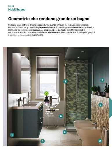 Mobili Da Bagno Genova.Offerte Arredo Bagno Genova Arredamento Bagno In Sconto Volantino