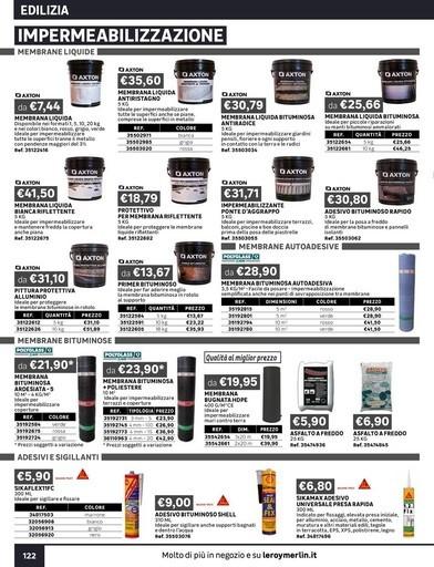Offerte Materiali Edili Nel Volantino Prezzi Negozio Promoqui
