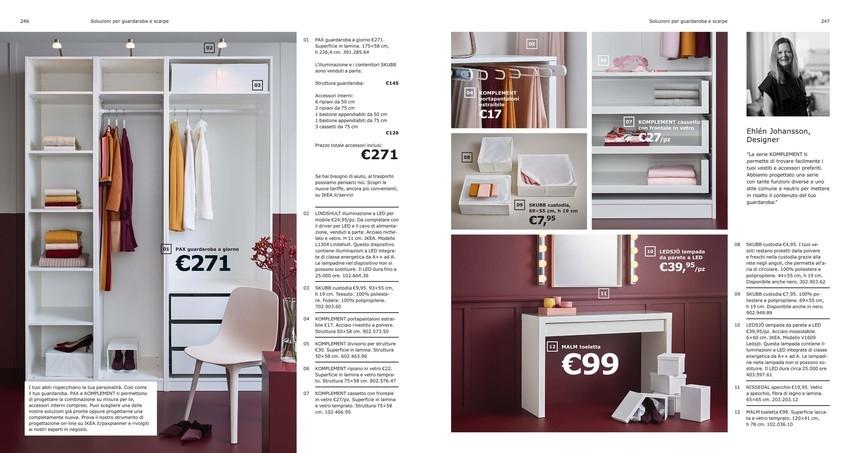 Ikea gorizia villesse italia orari for Casa moderna orari