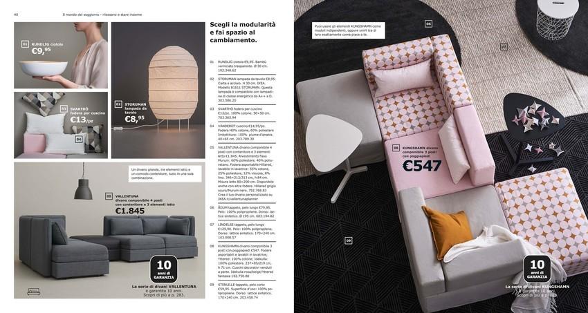Offerte Divani Letto Ikea, negozi per arredare casa - PromoQui