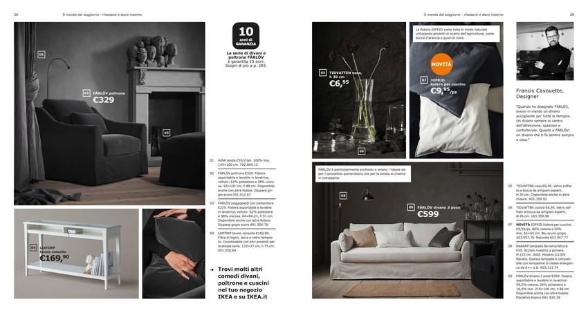 Offerte Divani Ikea Negozi Per Arredare Casa Promoqui