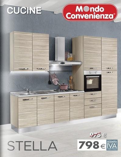 Offerte Mondo convenienza cucine a Volla, negozi per arredare casa ...