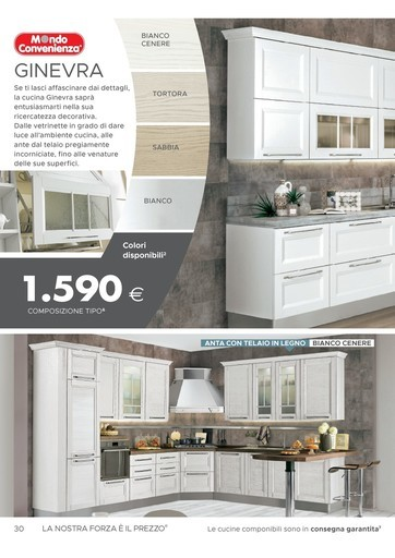 Offerte Mondo convenienza cucine a Pesaro, negozi per ...