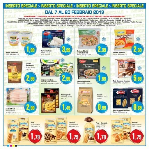 Offerte Pasta Barilla a Genova nel volantino di iper supermercati ...