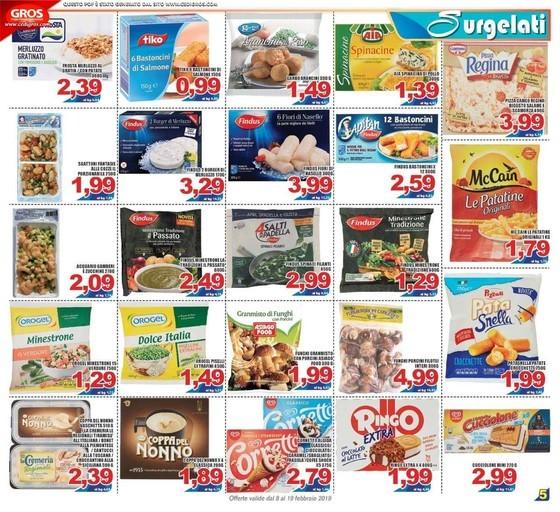 Offerte Gamberi Nel Volantino Di Iper Supermercati Promoqui