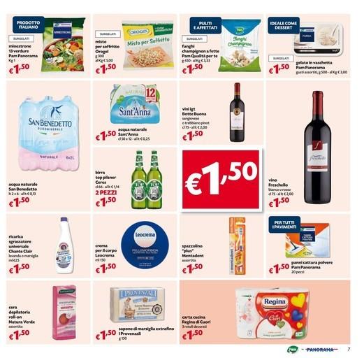 Offerte Acqua Sant Anna A Roma Nel Volantino Di Iper Supermercati