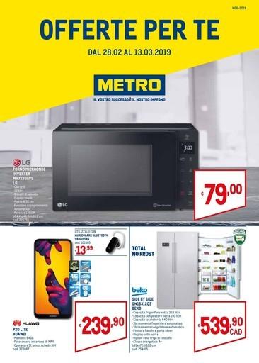 Volantino Metro a Sesto fiorentino: offerte, negozi e orari