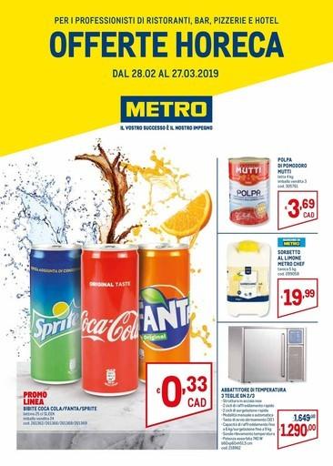 Volantino Metro a Genova: offerte, negozi e orari