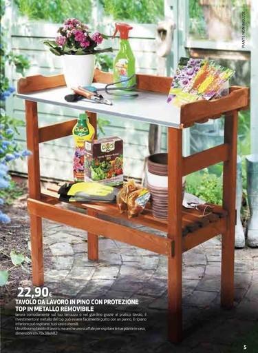 Self Tavoli Da Giardino.Offerte Tavoli Da Giardino Nel Volantino Prezzi Negozio Promoqui