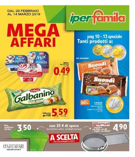 Volantino, offerte e negozi IperFamila a Caserta e dintorni ...