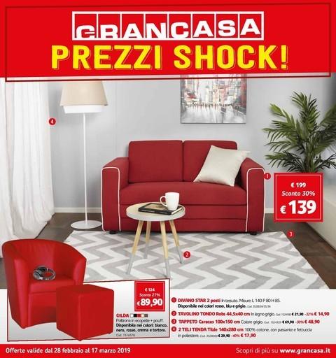 Volantino, offerte e negozi Grancasa a Salerno e dintorni ...