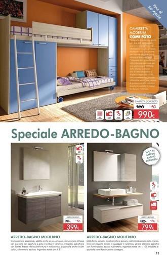 Offerte arredo bagno Livorno ferraris, arredamento bagno in sconto ...