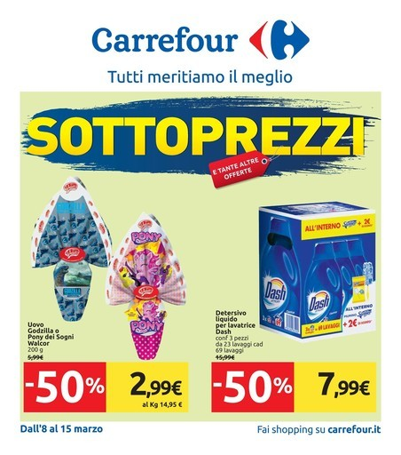 Volantino Carrefour a Massa  offerte c92371fe7a0