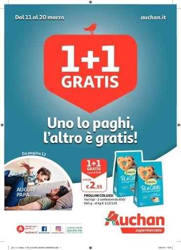 ccca958792d34d Volantino Auchan a Torino: offerte, negozi e orari
