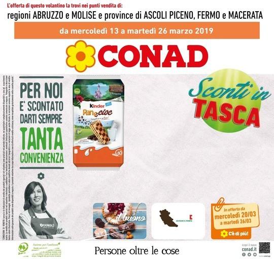 0a925d8d1b Nuovo volantino Conad a Ortona: offerte