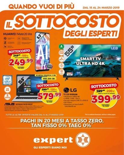 Volantino Expert Napoli: offerte e negozi | VolantinoFacile.it