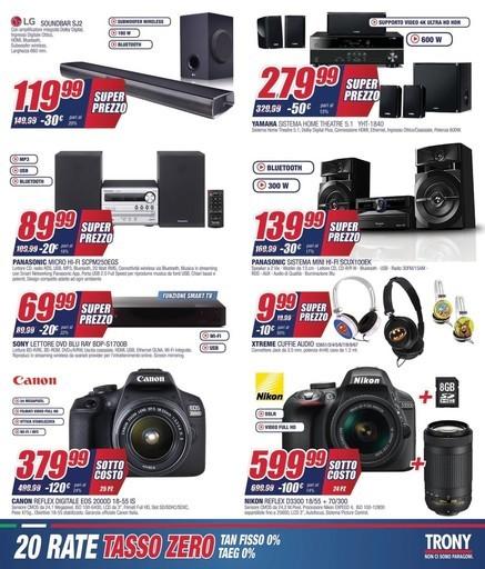 Nikon D3300, volantini offerte, prezzi e negozi elettronica - PromoQui
