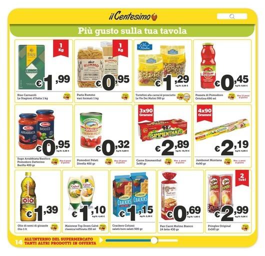 df968108b8e9 Offerte Pasta Rummo a Palermo nel volantino di iper supermercati ...