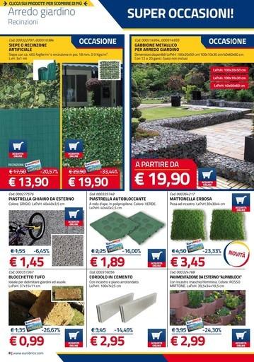 Arredo giardino bussolengo in offerta arredamento for Conforama arredo giardino