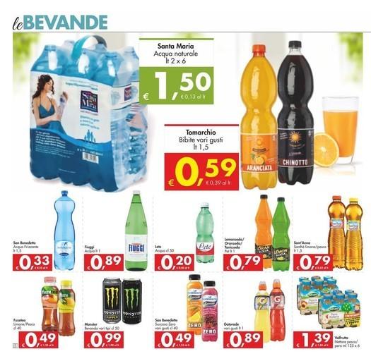 69d6ce92ed0f Offerte Acqua Sant Anna a Palermo nel volantino di iper supermercati ...