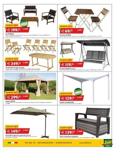Sedie Giardino Ferro Offerte.Offerte Sedie Da Giardino Nel Volantino Prezzi Negozio Promoqui