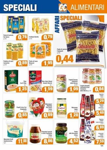 8ed257beaf Offerte Pasta De cecco a Colonnella nel volantino di iper ...