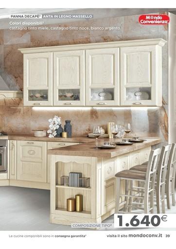 Offerte Mondo convenienza cucine a Carmagnola, negozi per ...