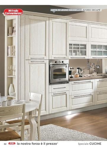 Offerte Mondo convenienza cucine a Verona, negozi per arredare casa ...