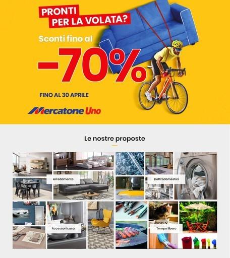 Volantino e catalogo Mercatone Uno   offerte e prezzi - PromoQui