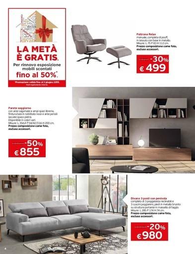 Offerte Divani letto a Torino, negozi per arredare casa - PromoQui