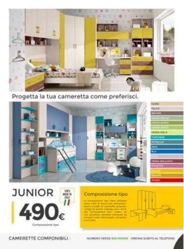 Cameretta A Ponte A Palermo.Camerette Palermo In Offerta Camerette Per Bambini In Sconto Volantino
